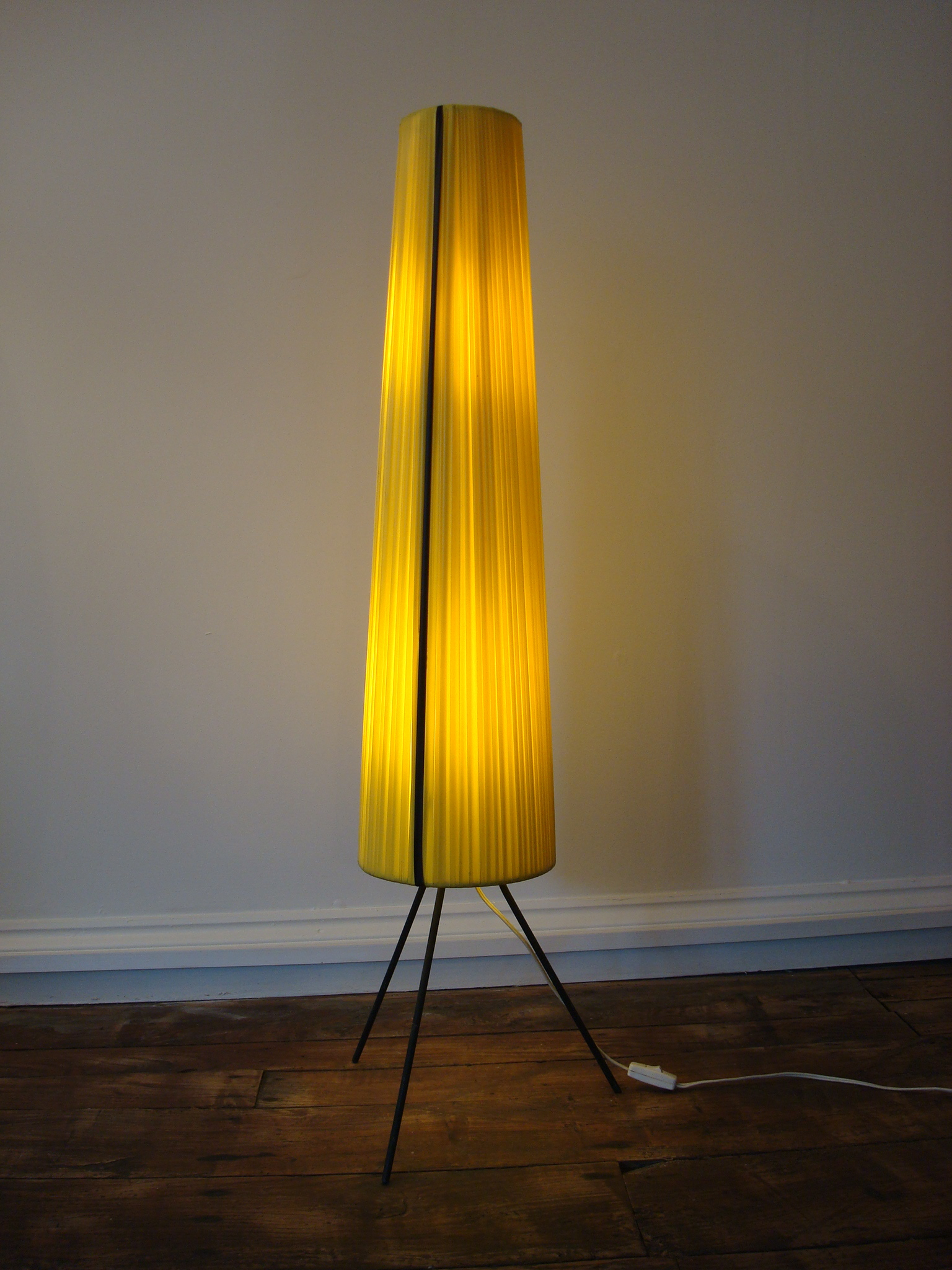 Vintage 1950 39 s atomic floor lamp josh thomas design house for 1950 floor lamp