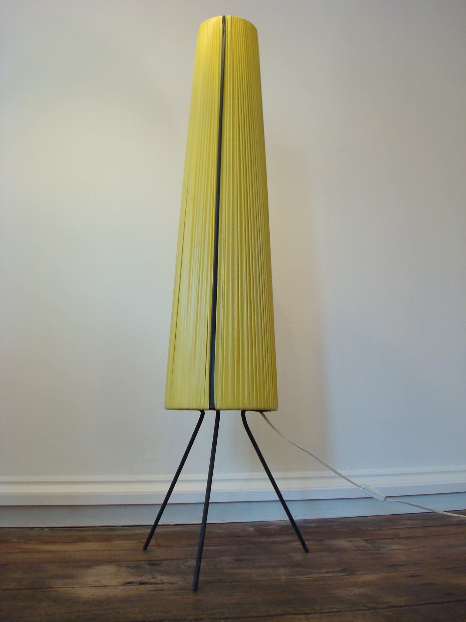Vintage 1950 S Atomic Floor Lamp Josh Thomas Design House