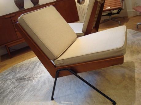 Robin Day Chevron Chair