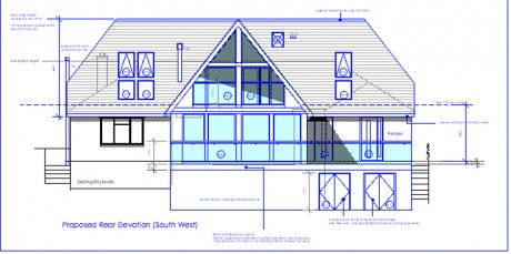 One of Josh's designs with a  fabulous glazed  ? hard to believe it was a 1950's bungalow